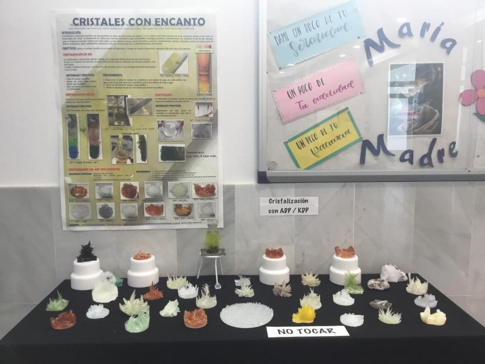 Cristalografía 2021